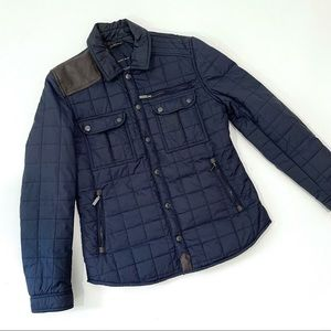 ZARA MAN • Quilted puffer jacket
